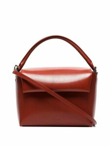 Jil Sander envelope box bag - Red