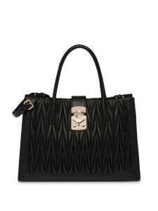 Miu Miu Confidential tote bag - Black