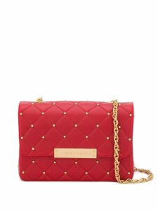 Designinverso quilted shoulder bag - Red