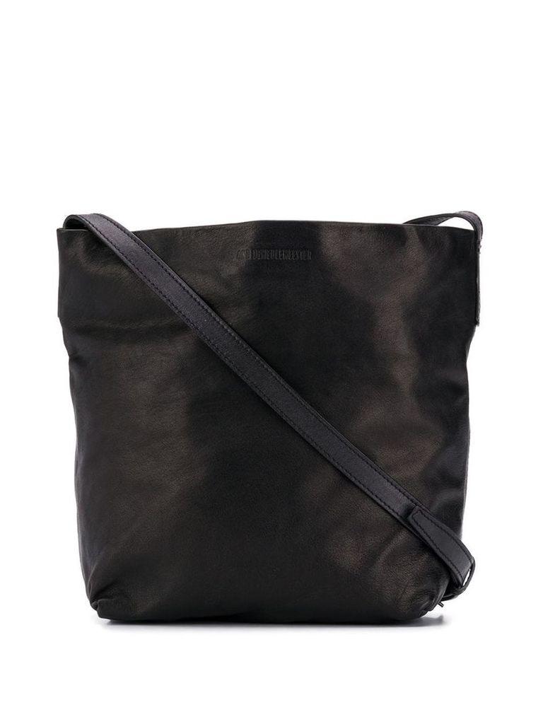Ann Demeulemeester crossbody bag - Black