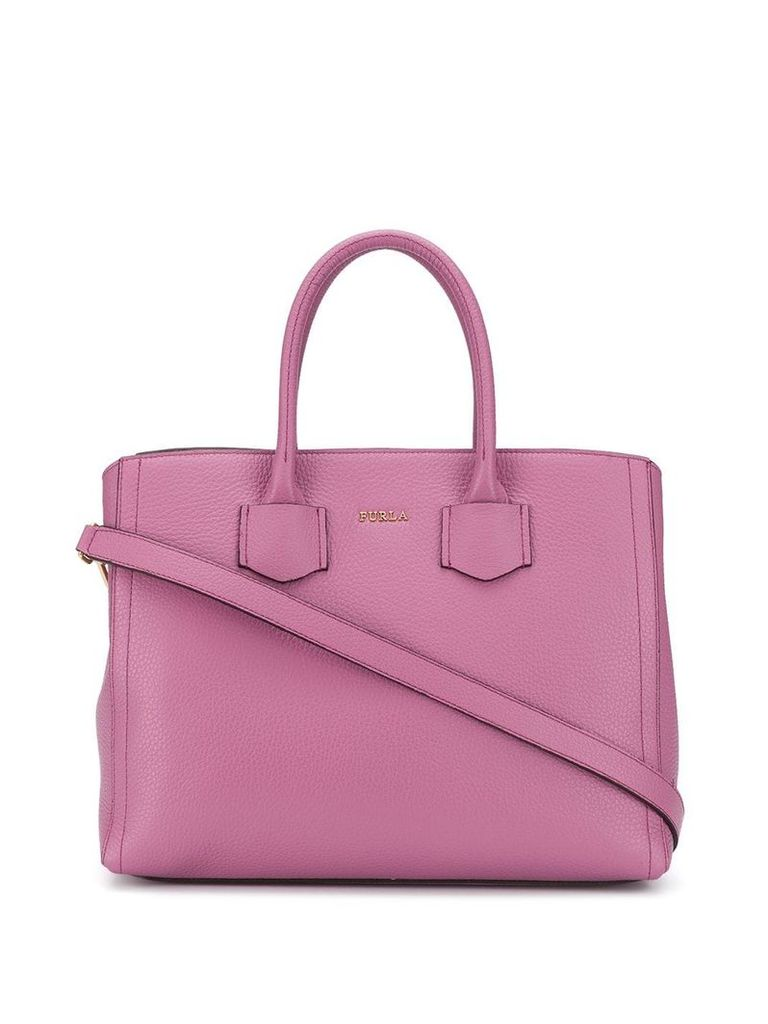 Furla Pin tote bag - Pink