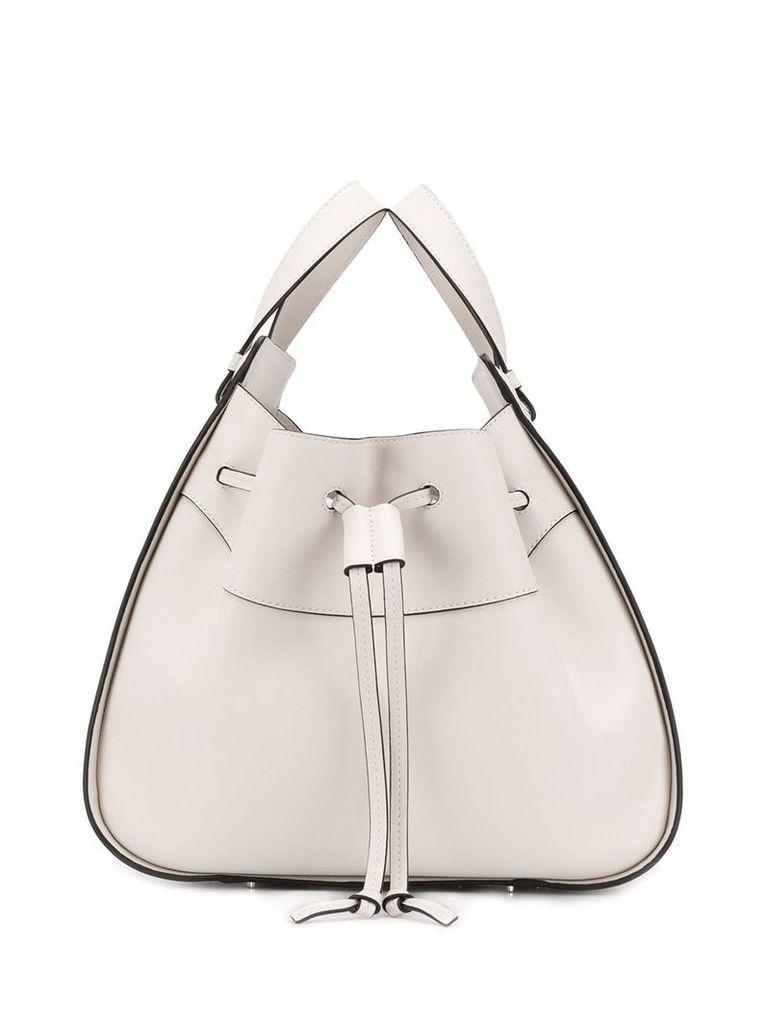 Loewe Hammock DW medium bag - White