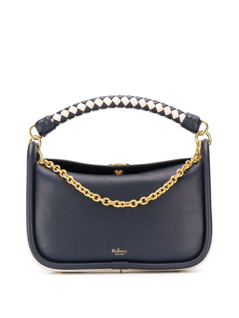 Mulberry small Leighton bag - Blue
