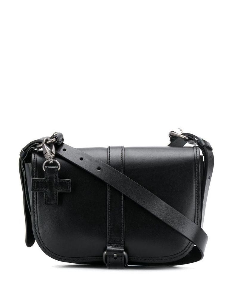 A.F.Vandevorst small Post bag - Black