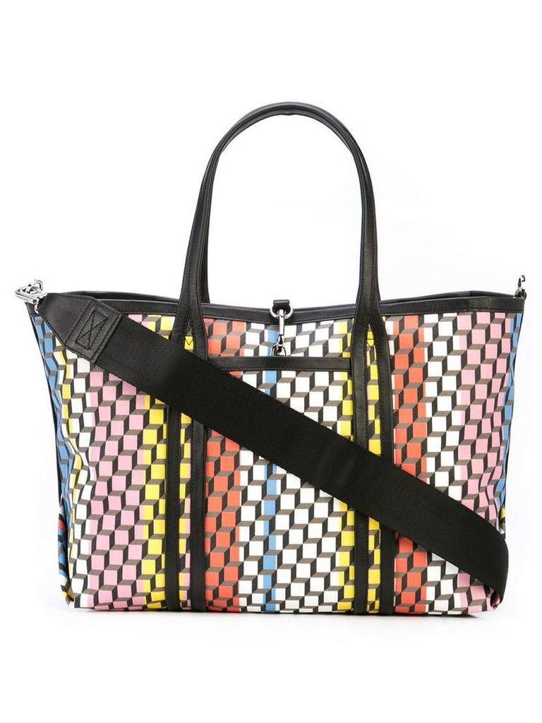 Pierre Hardy Archi tote bag - Multicolour