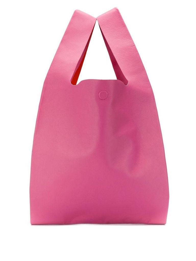 Maison Margiela shopper tote - Pink