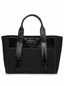 Prada Ouverture medium tote bag - Black