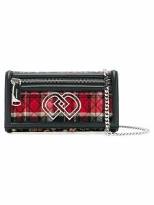Dsquared2 check detail clutch - Multicolour