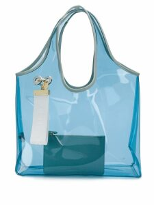See By Chloé Jay shopping bag - Blue