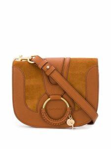 See By Chloé Hana crossbody bag - Brown