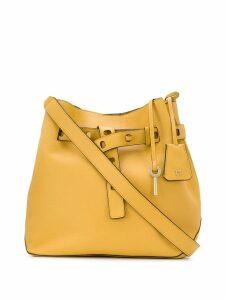Tila March lea bucket bag - Yellow