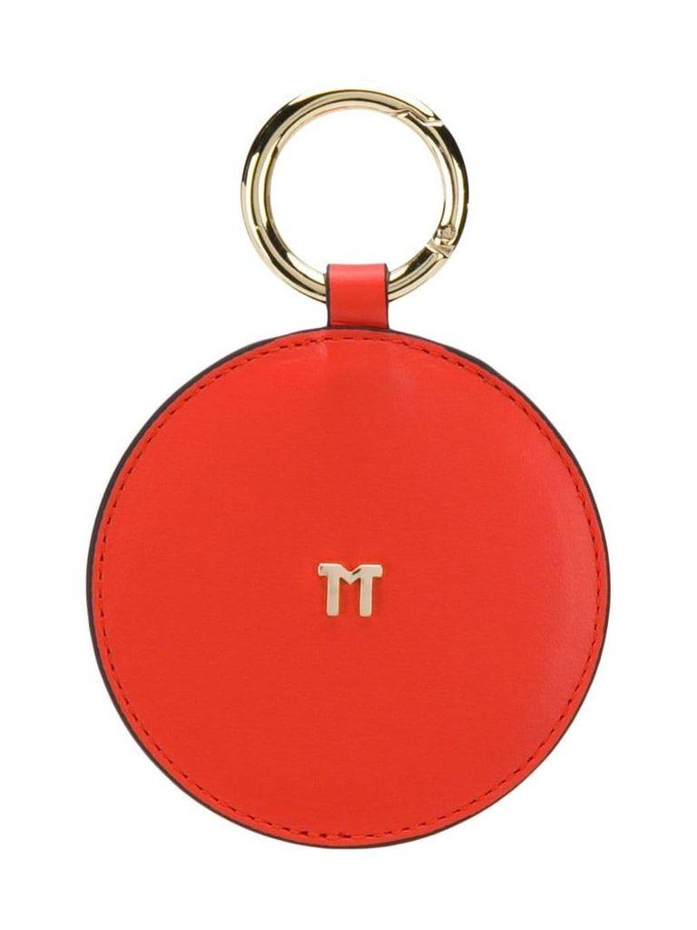 Tila March round handbag mirror - Orange