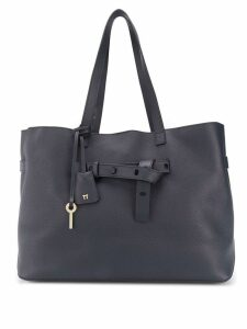 Tila March lea tote bag - Blue