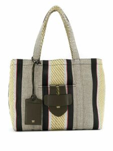 Tila March Simple Bag Ethnic M tote - Yellow