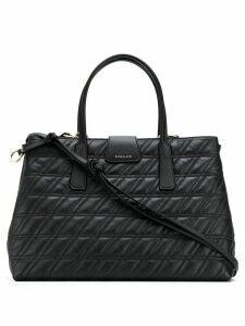 Zanellato quilted tote bag - Black