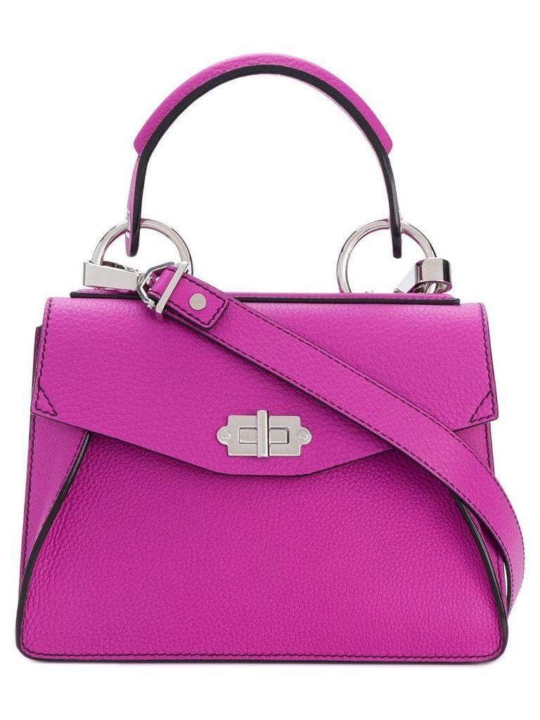 Proenza Schouler twist-lock shoulder bag - Pink
