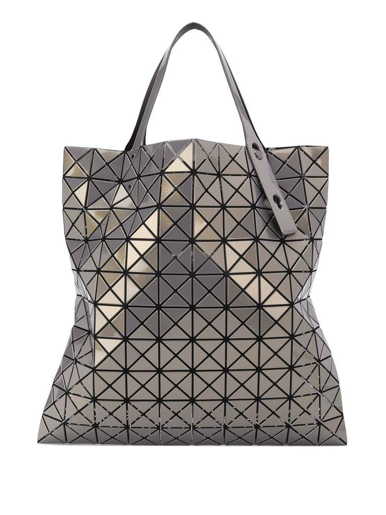 Bao Bao Issey Miyake Lucent Frost tote bag - Grey