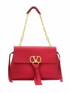 Valentino Valentino Garavani VRING chain shoulder bag - Red