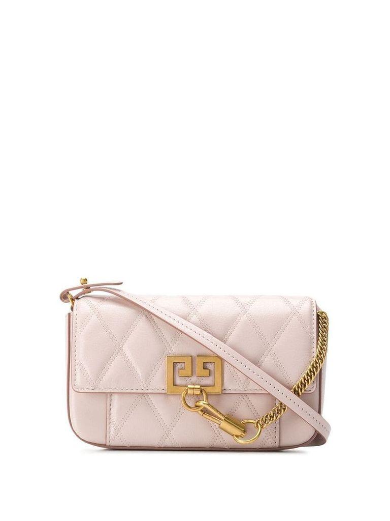 Givenchy mini logo pocket bag - Pink