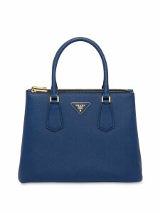 Prada Galleria top handle bag - Blue