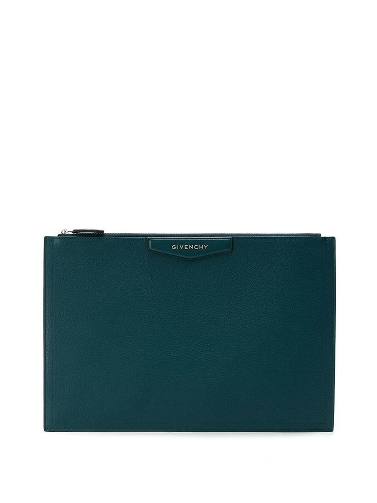Givenchy Antigona Pouch - Blue