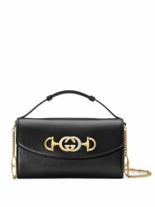Gucci Gucci Zumi mini shoulder bag - Black
