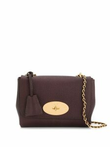 Mulberry Lily crossbody bag - Red