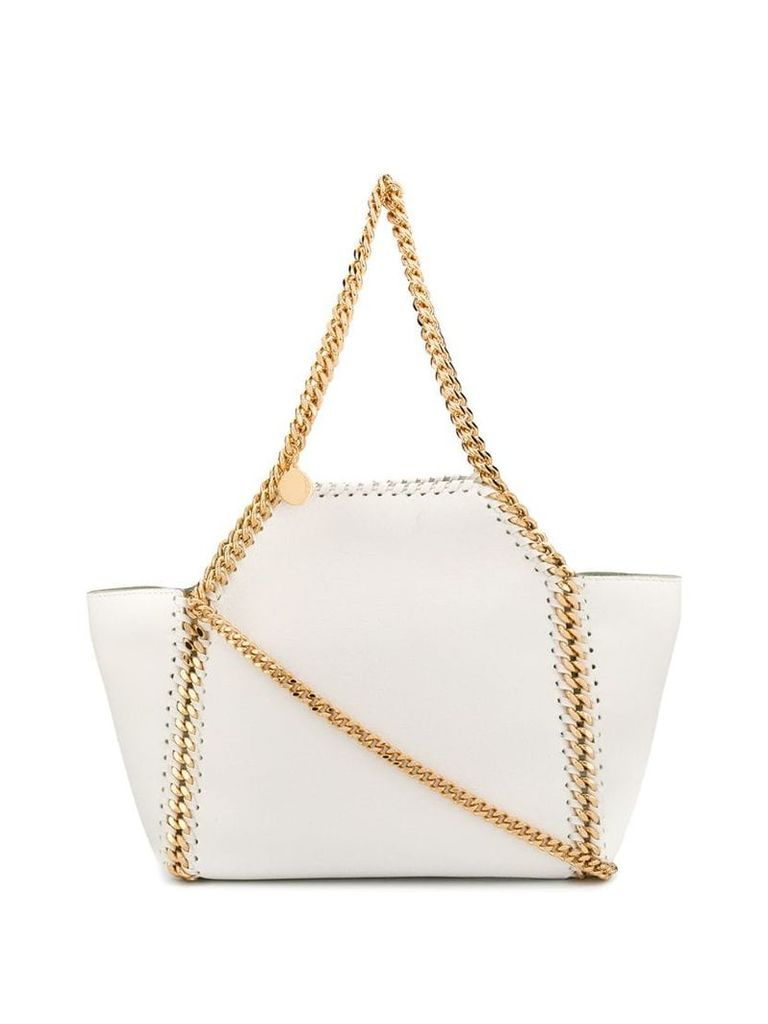 Stella McCartney Falabella tote bag - White