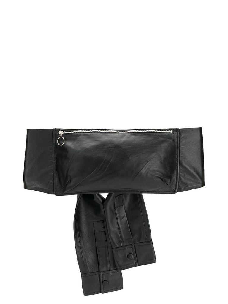 Kara Obi belt bag - Black