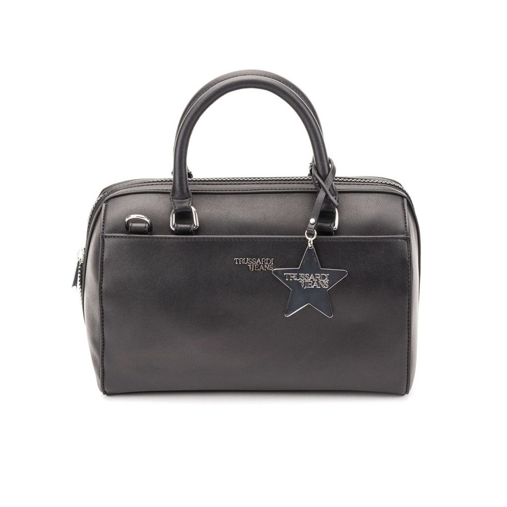 Trussardi Trussardi Easy Star Faux Leather Bag