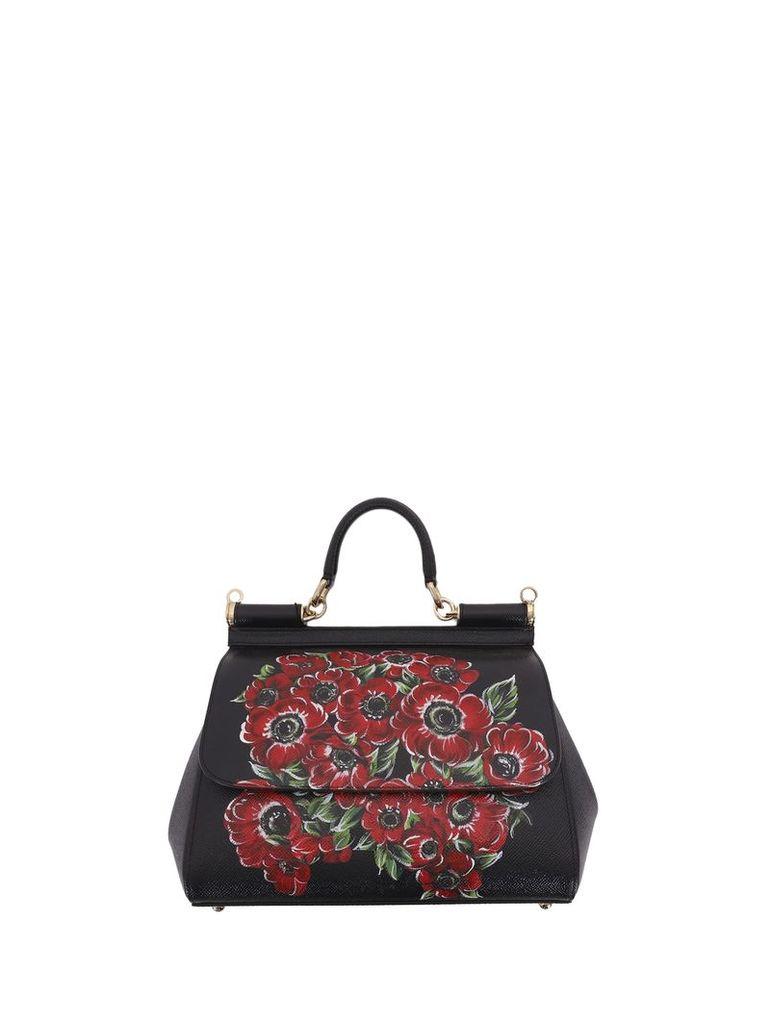 Dolce & Gabbana Floral Sicily Bag