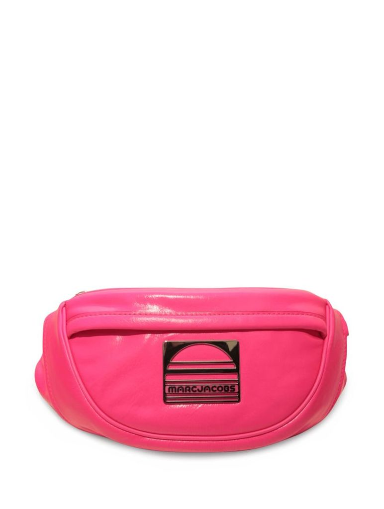 Marc Jacobs Bright Pink Sport Fanny Pack