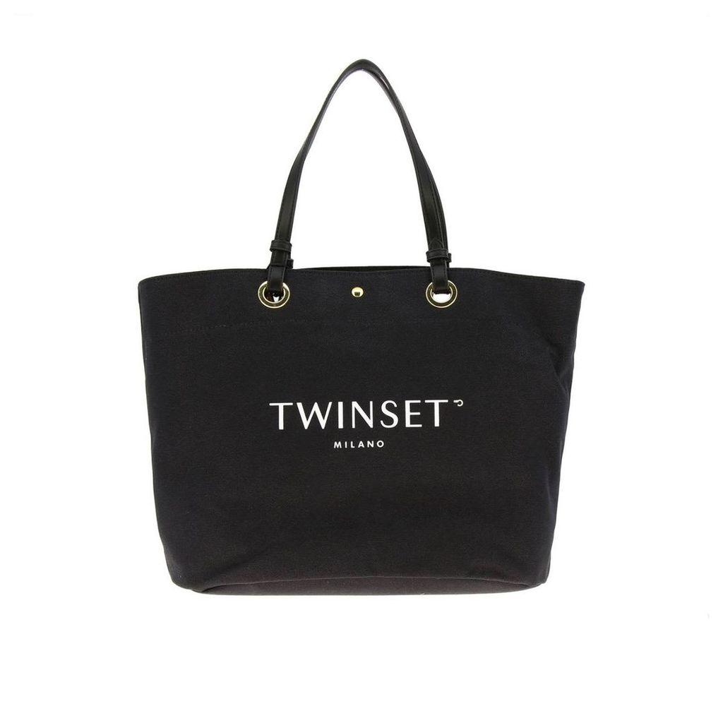 Twin Set Shoulder Bag Shoulder Bag Women Twin Set