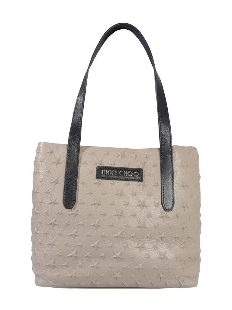 Jimmy Choo Small Sofia Tote Bag