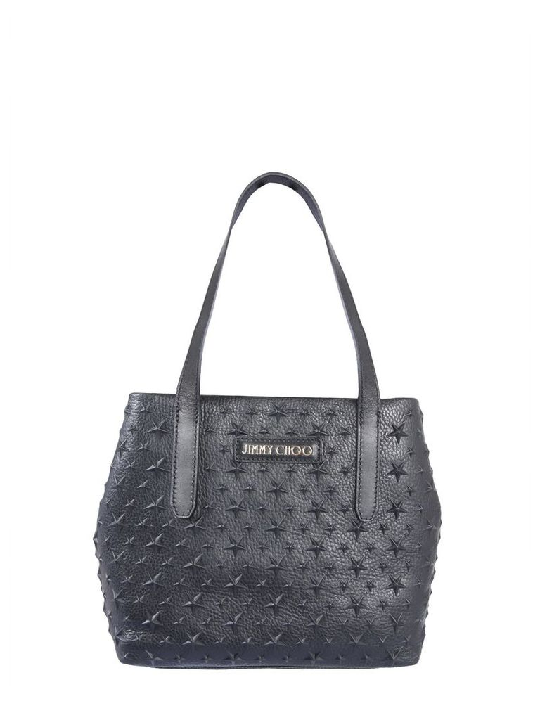 Jimmy Choo Small Sofia Tote Bag