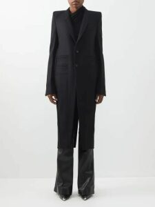 Rhode - Delilah Pom Pom Cotton Dress - Womens - Navy