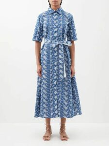 Lemaire - Layered Cotton Jersey Sweatshirt - Womens - Beige