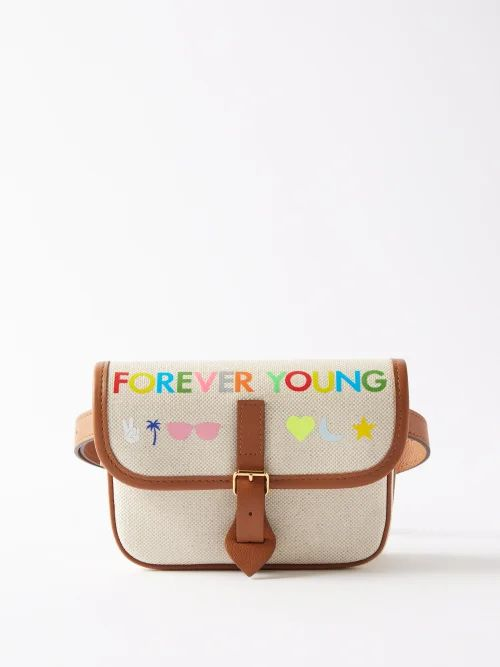Edeltrud Hofmann - Nico Pussy Bow Paisley Print Silk Charmeuse Blouse - Womens - Pink Multi