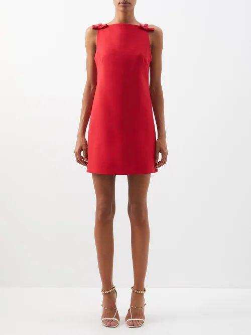 La Fetiche - Ali Cotton Twill Shirt - Womens - Ivory