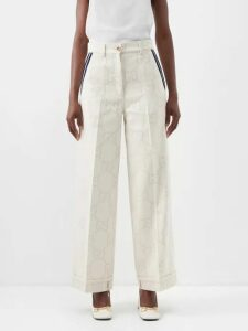 Maria Lucia Hohan - Shirin Silk Charmeuse Maxi Dress - Womens - Light Pink