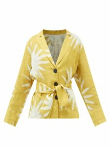 Cult Gaia - Luna Acrylic Shoulder Bag - Womens - Pink