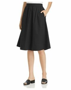 Eileen Fisher A-Line Midi Skirt