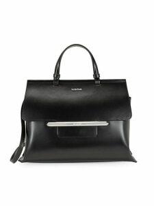 Olimpia Leather Satchel