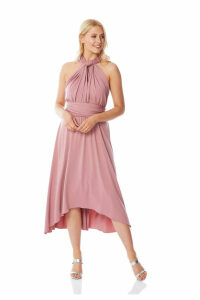 Multiway Midi Dress