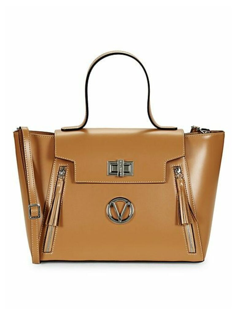 Camilla Leather Tote