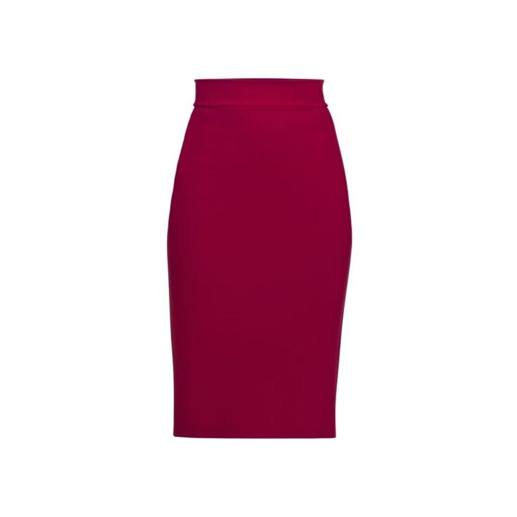 Chiara Boni Lumi Skirt Amarena