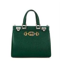 Gucci Zumi Small Leather Top-handle Bag