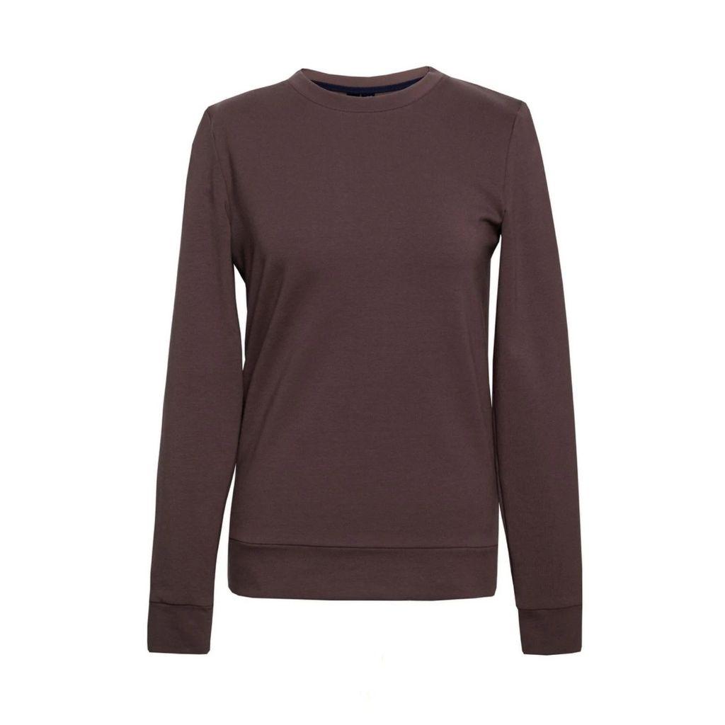 Nissa - Silk Maxi Dress With Bust Detail