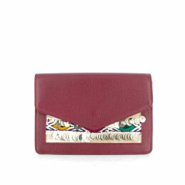Mykilim - Belt Bag Bi Color Edition Burgundy & Nude