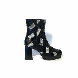 Mykilim - Belt Bag Bicolor Edition Burgundy & Nude